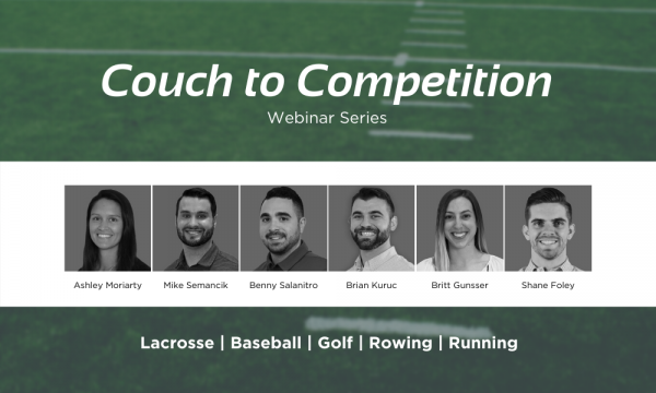 Couch to Competition Webinar Series