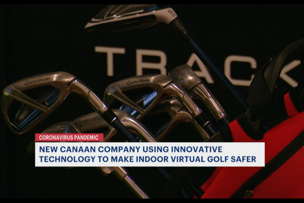 news12 covers the golf simulator