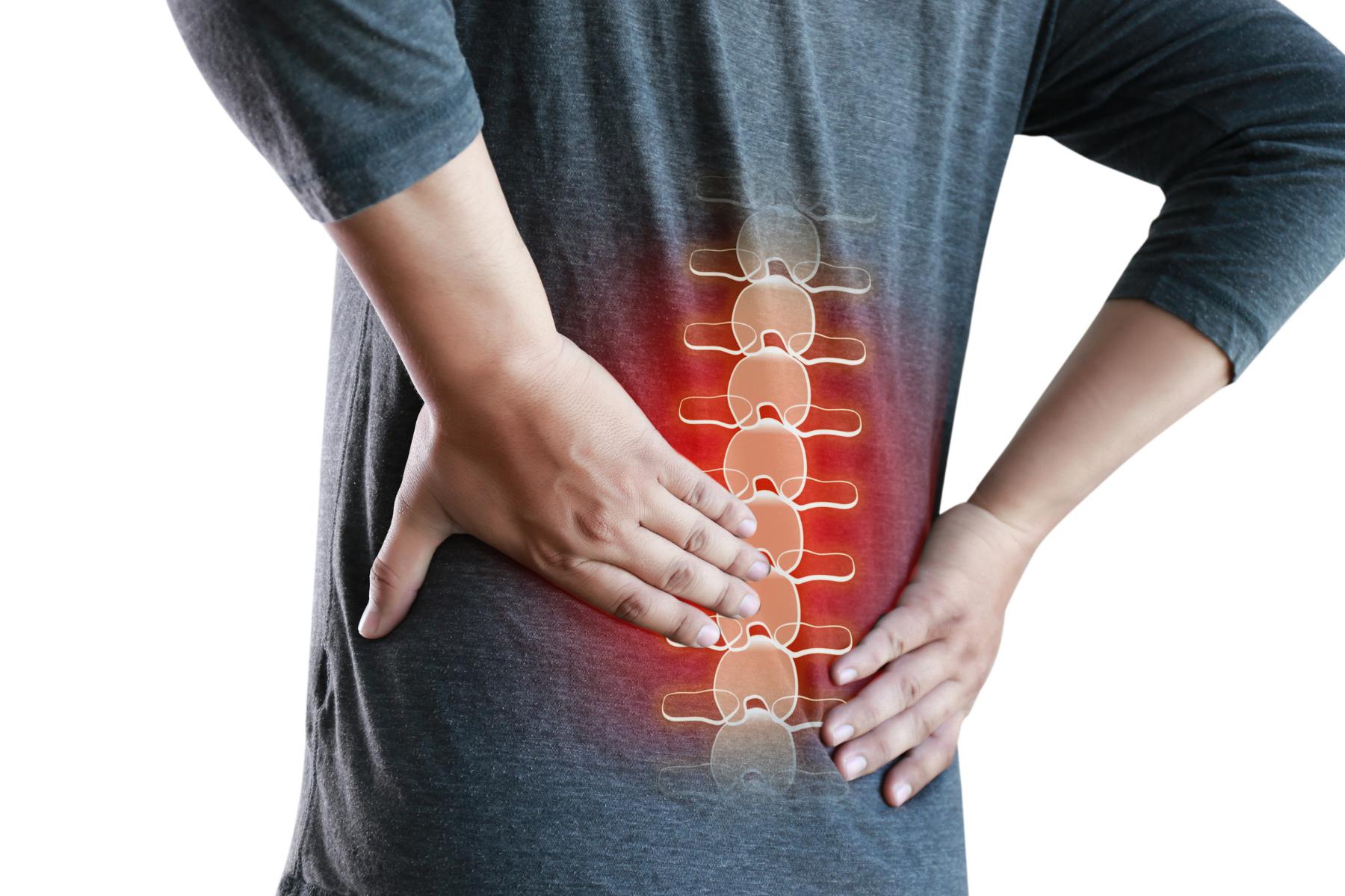 golf lower back pain